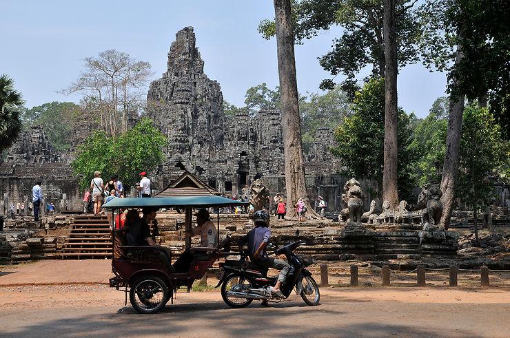 Angkor Thom, la cité du Bouddha