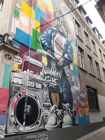 Rappeur belge