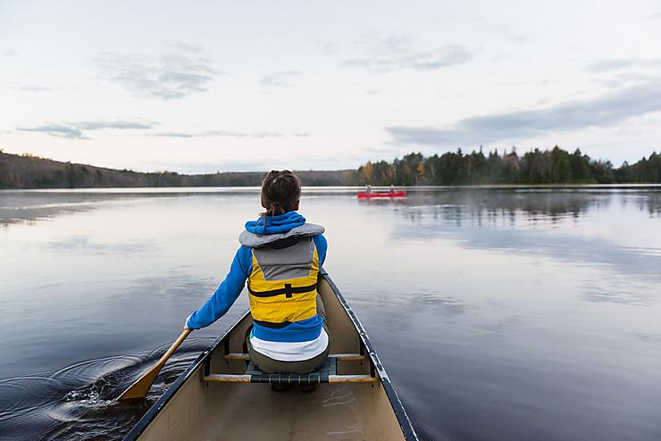 Ottawa – Parc Algonquin et canoë dans le parc : 1 jour