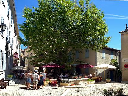 Place de la Poste à Mons