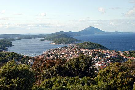Croatie : le Kvarner, des ours et des îles