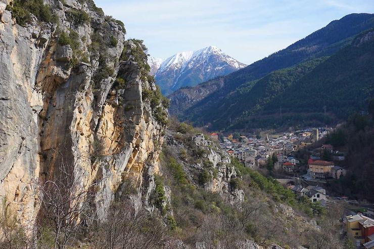 La Brigue, un village authentique, Côte d'Azur