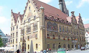 Ulm (Bade-Wurtemberg)
