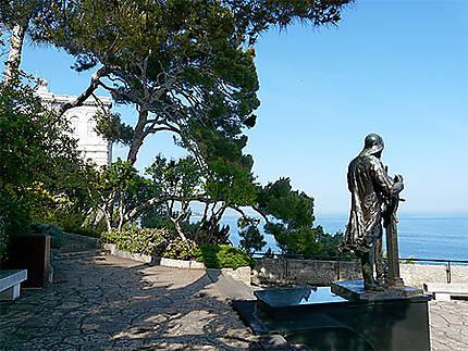 Statue de Navigateur