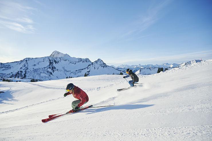 Autriche : plaisirs d'hiver dans le Bregenzerwald