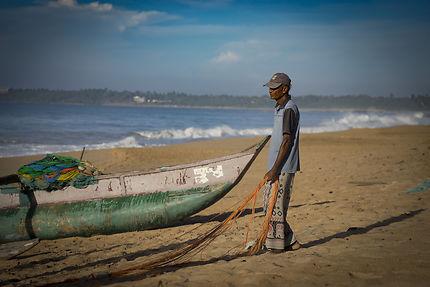 Le pêcheur de Ranna