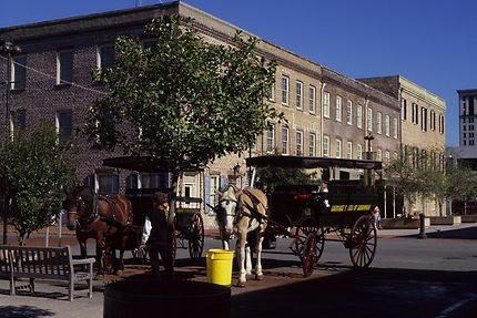 City market à Savannah