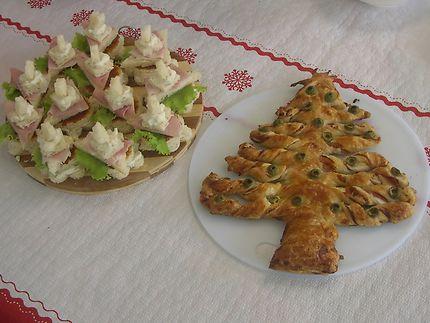 Île Maurice, repas de Noël
