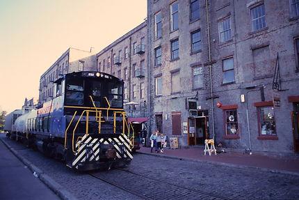 River street à Savannah