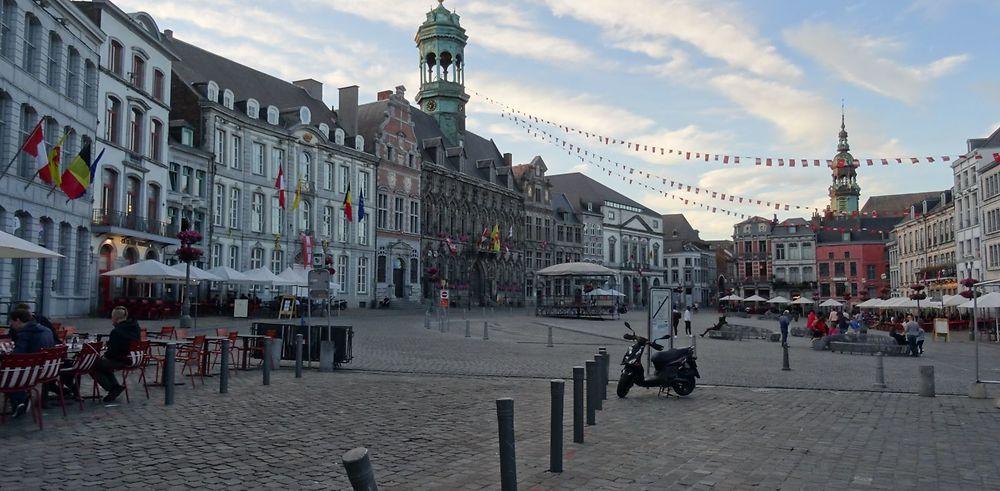 Escapade à Mons la festive
