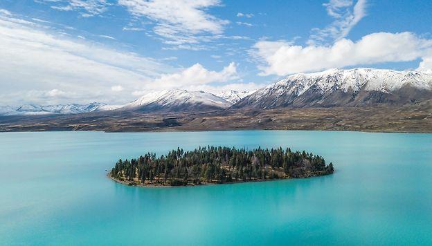 Les différents paysages de Nouvelle Zélande vincent.voyage