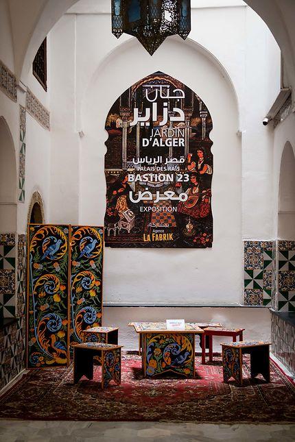 Alger - Palais des Raïs - Expo Jardin d'Alger