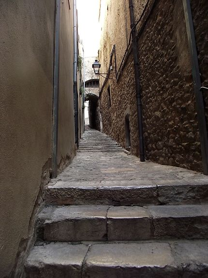 Vielle rue à gérone