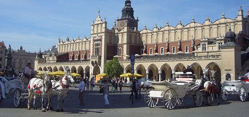 4 jours à Cracovie en famille