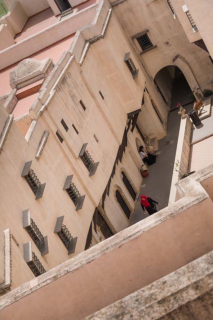 Alger - Palais des Raïs - Vue depuis la terrasse