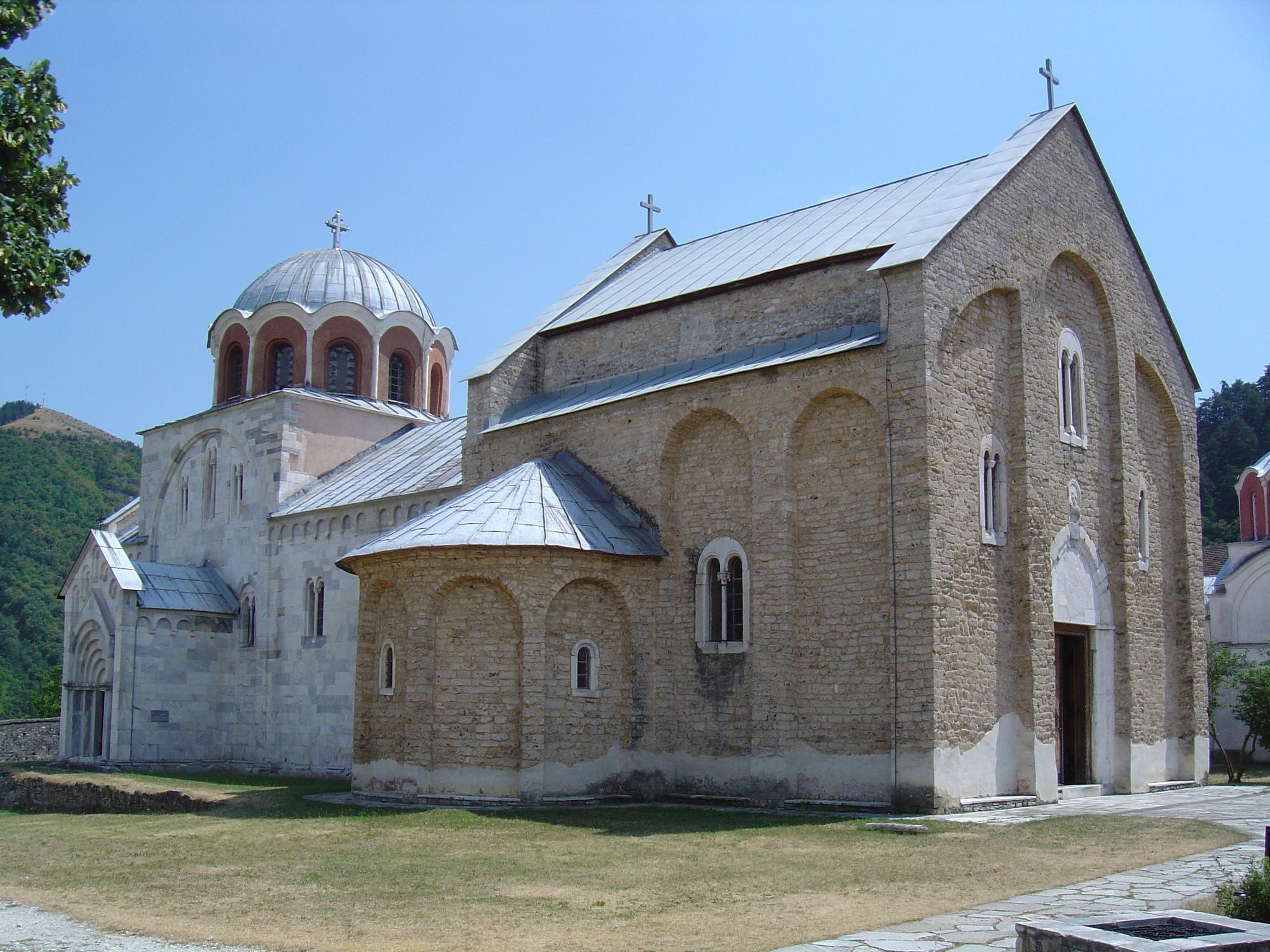 Monastère de Studenica - Serbie