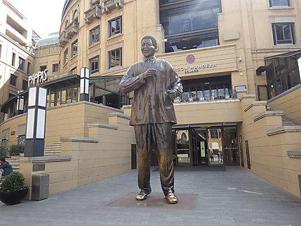 Square Nelson Mandela