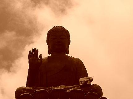 Bouddha de Tian Tian