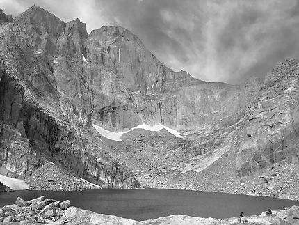 The Diamond, Rockies Mountains National Park, CO