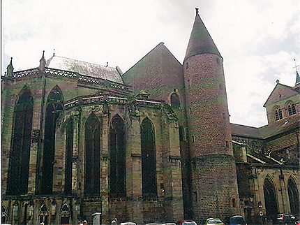 Basilique Saint-Maurice