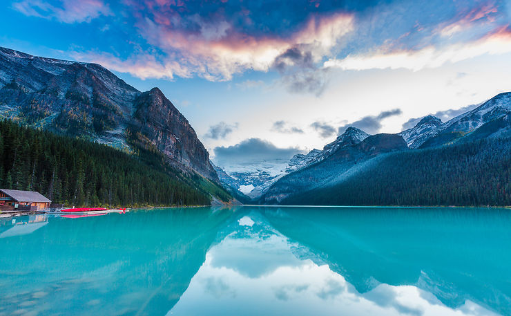 Lake Louise : le joyau des Rocheuses