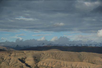 En chemin entre Manu Reserve et Cuzco