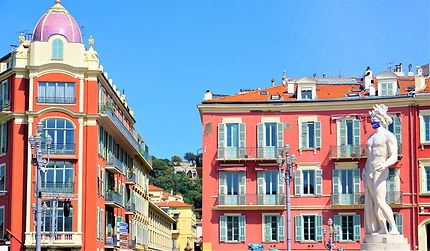 Place Massena Nice Cote D'Azur Apollon