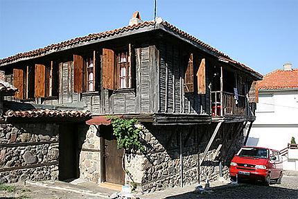 Maison du vieux Sozopol