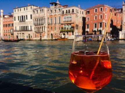 Un spritz sur l'Adriatique