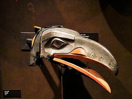 Masque corbeau