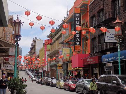 Quartier Chinois de San Francisco