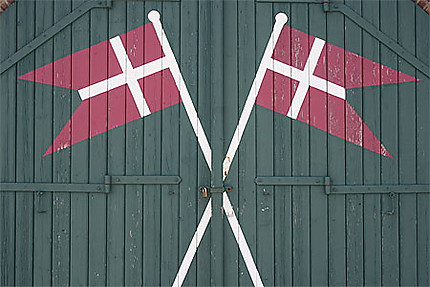 Drapeaux danois