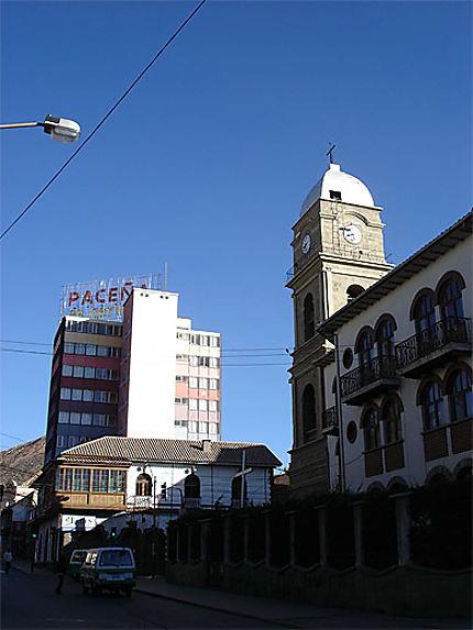 Centre d'Oruro