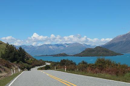 Route en Nouvelle-Zélande