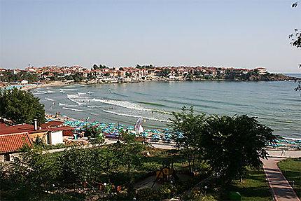 Baie de Sozopol