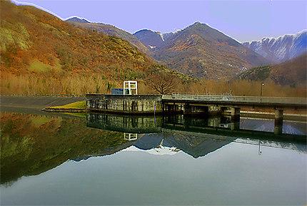 Barrage De La Garonne Montagne Lacs Fos Haute Garonne Midi Toulousain Occitanie Routard Com
