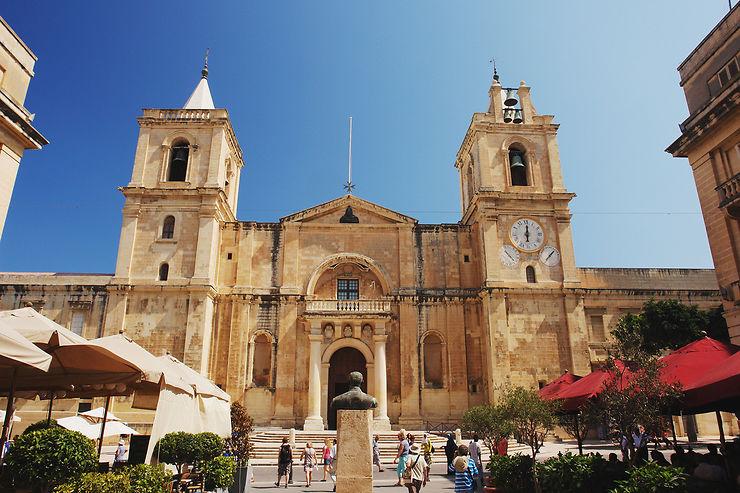 La Valette, capitale de Malte... et de la culture