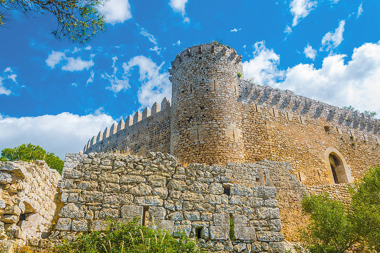 Majorque avec vue : bastions et nids d'aigles secrets
