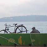Pêcheur ou vélo ?