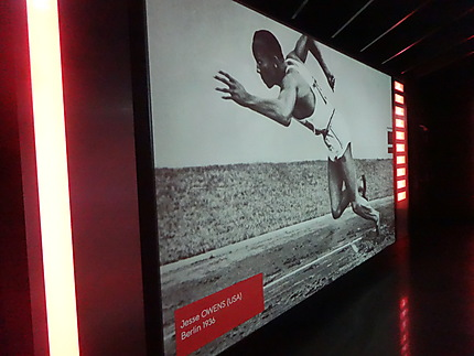 Jesse Owens- Berlin 1936