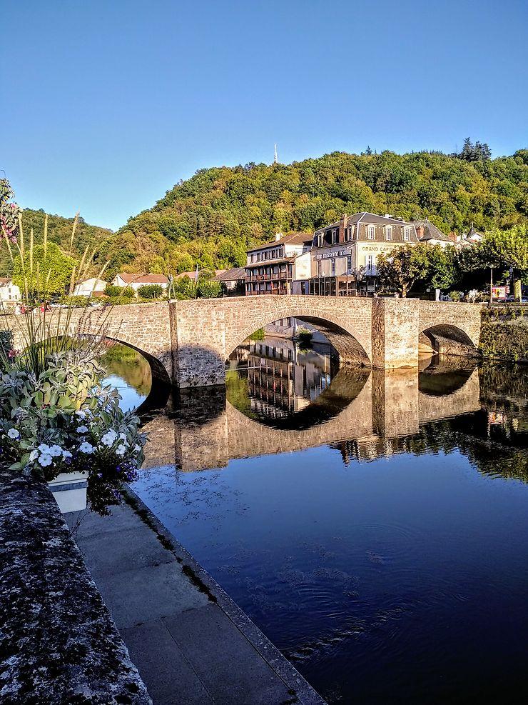 Pont à Rodez, Aveyron