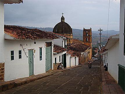 Centre historique de Barichara
