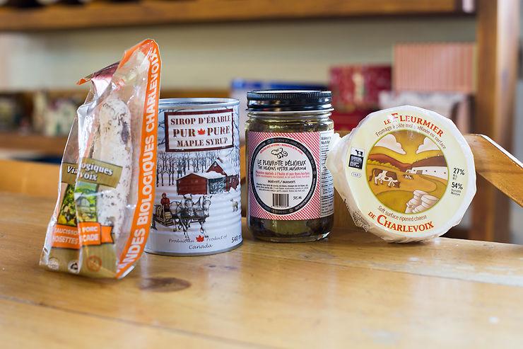 Le Québec gourmand, sur la Route des Saveurs