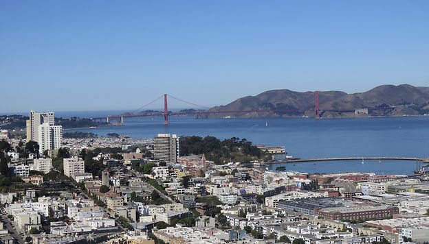 Ma semaine à San Francisco PATOUTAILLE