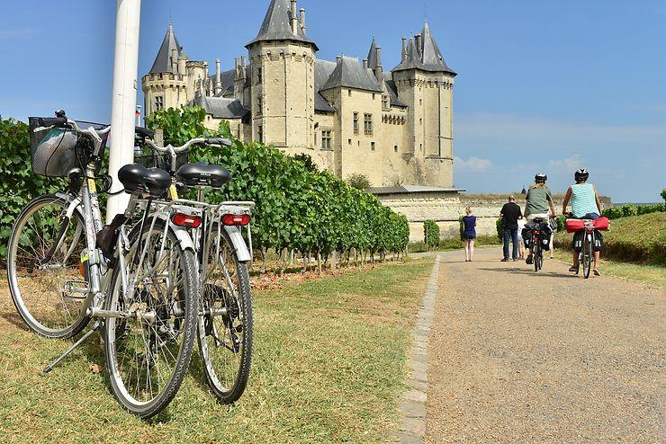 Itinéraire 6 : de Saumur à Angers