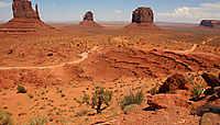 Parcs nationaux de l'Ouest américain