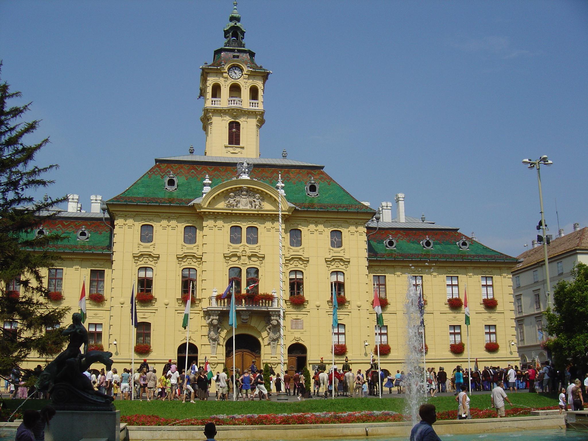 Szeged - Hongrie
