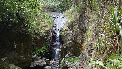 Cascades de la vallée Akahetau