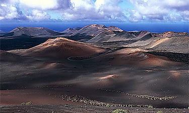 Parc national de Timanfaya (Lanzarote)
