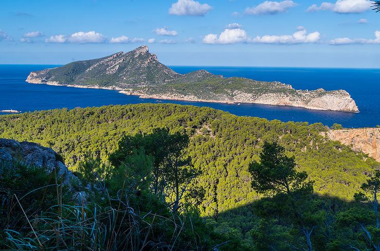 Dragonera et Cabrera : îles désertes aux Baléares
